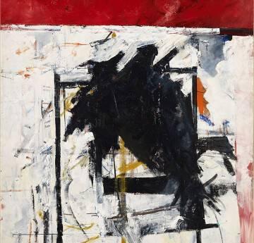 William Ronals, Central Black 1956