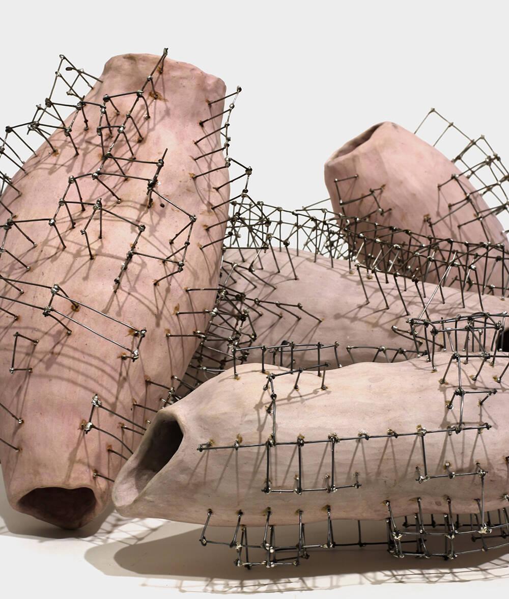 sculpture by Alana MacDougall