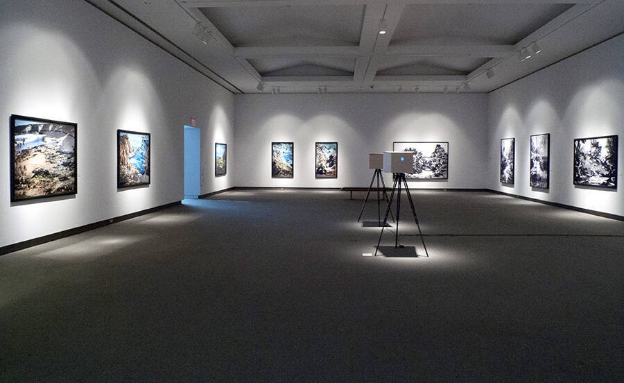 Installation photo by Don Corman