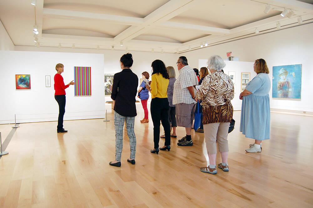 tour of art