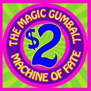 magic gumball logo