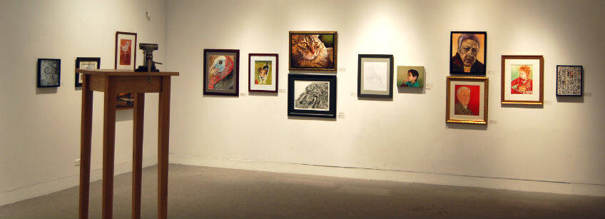 Oshawa Art Association Exhibition 2015