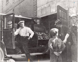 Rum Running During Prohibition, 1920