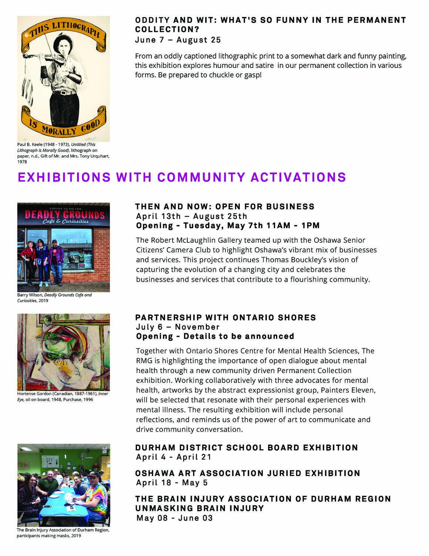 RMG Spring/Summer Newsletter 2019_FINAL