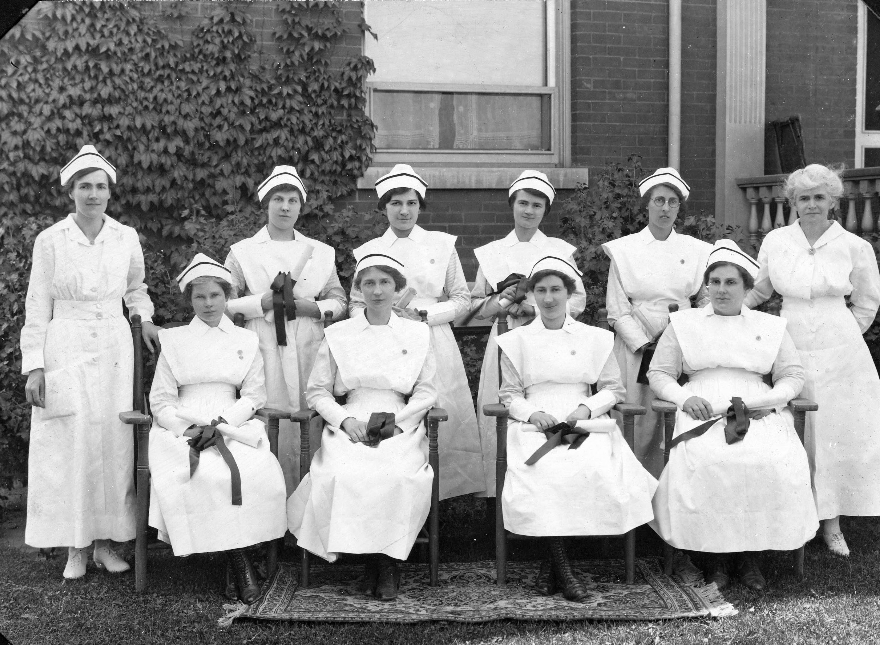 Oshawa General Hospital Nursing Class of 1925