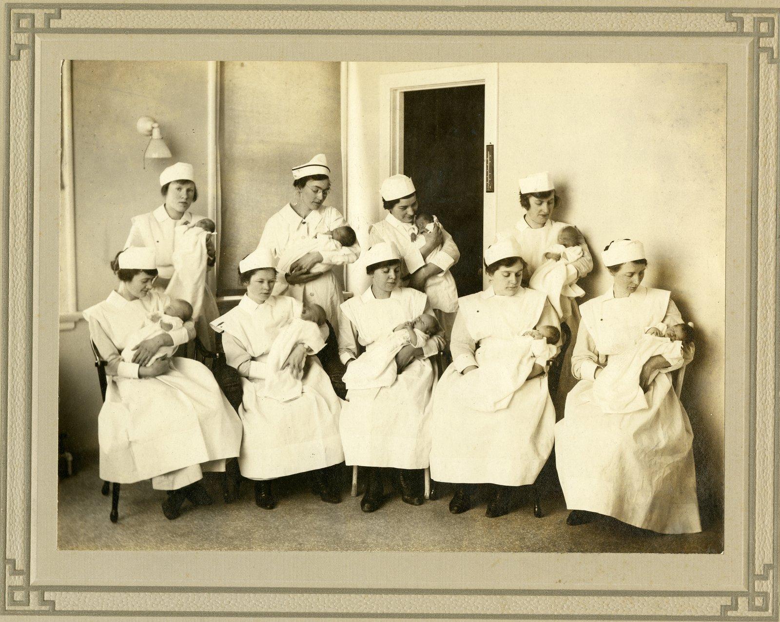 Maternity Ward, c. 1920