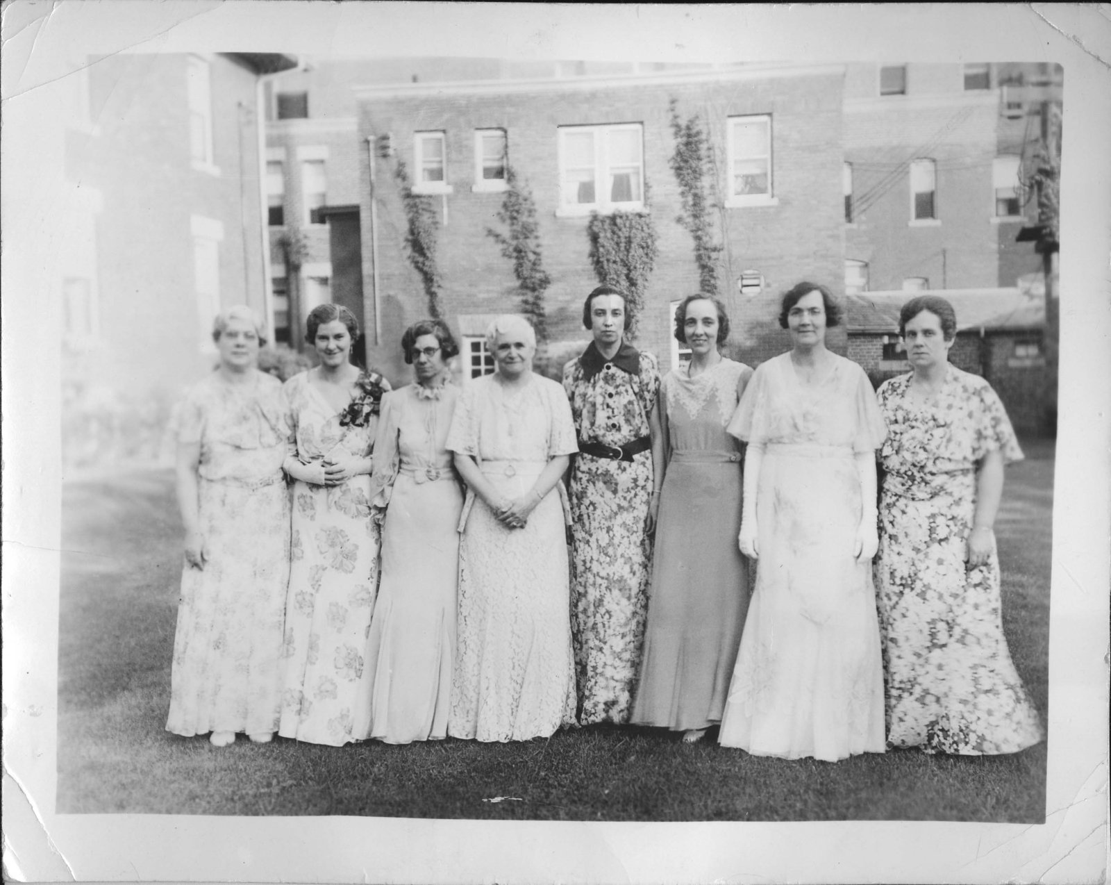 Nursing School Staff, 1928
