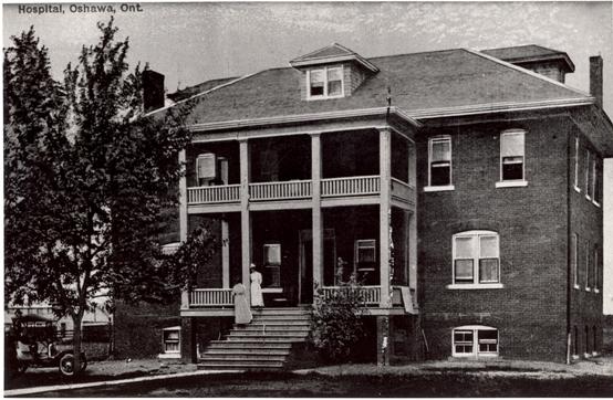 Oshawa General Hospital, 1911