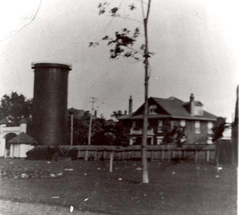 Alexandra House, Nurses Residence, c. 1920